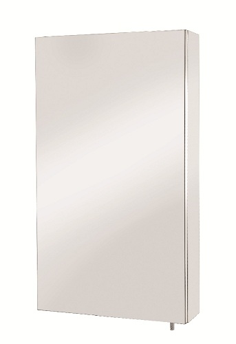 mounted bathroom cabinet is made from high quality stainless steel
