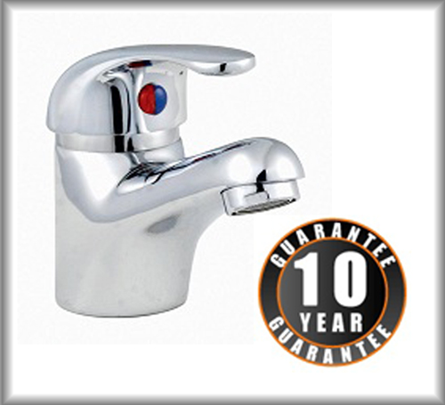 Rio Single Lever Mono Basin Mixer Tap