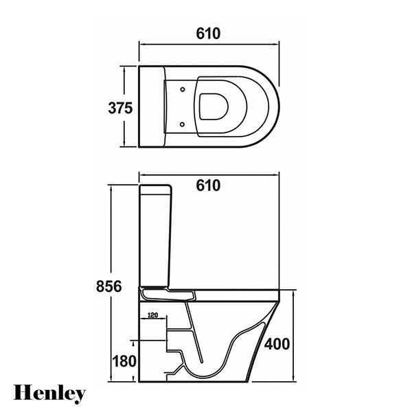 Line Drawing Toilet : Bathroom cloakroom modern dulux wc toilet pan cistern d