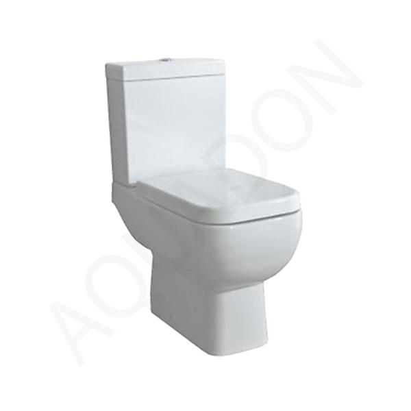 rak series 600 close couple wc soft close toilet seat ebay. Black Bedroom Furniture Sets. Home Design Ideas