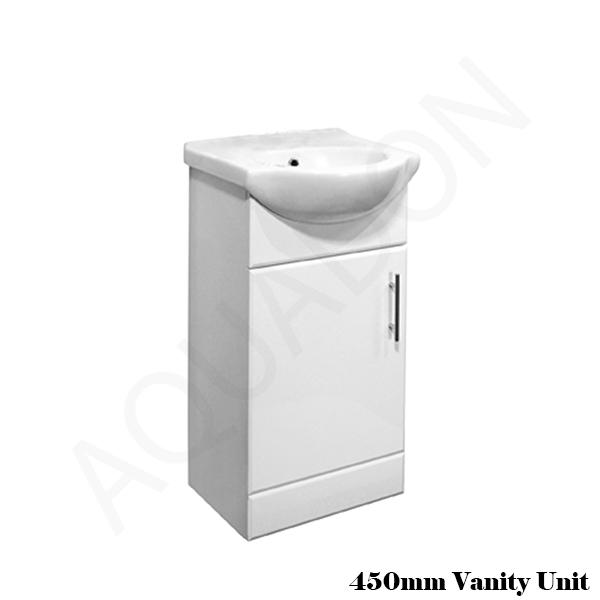 450mm Vanity Unit